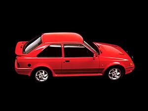 Ford Escort 3 дв. хэтчбек Escort