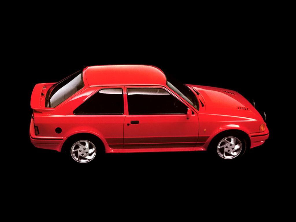 Ford (Форд) Escort 1986-1990 г.