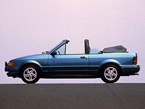 Ford Escort 2 дв. кабриолет Escort Cabrio
