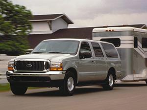 Ford Excursion 5 дв. внедорожник Excursion
