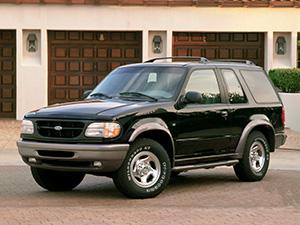 Ford Explorer 3 дв. внедорожник Explorer