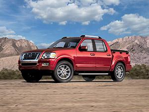 Ford Explorer Sport 4 дв. пикап Explorer Sport
