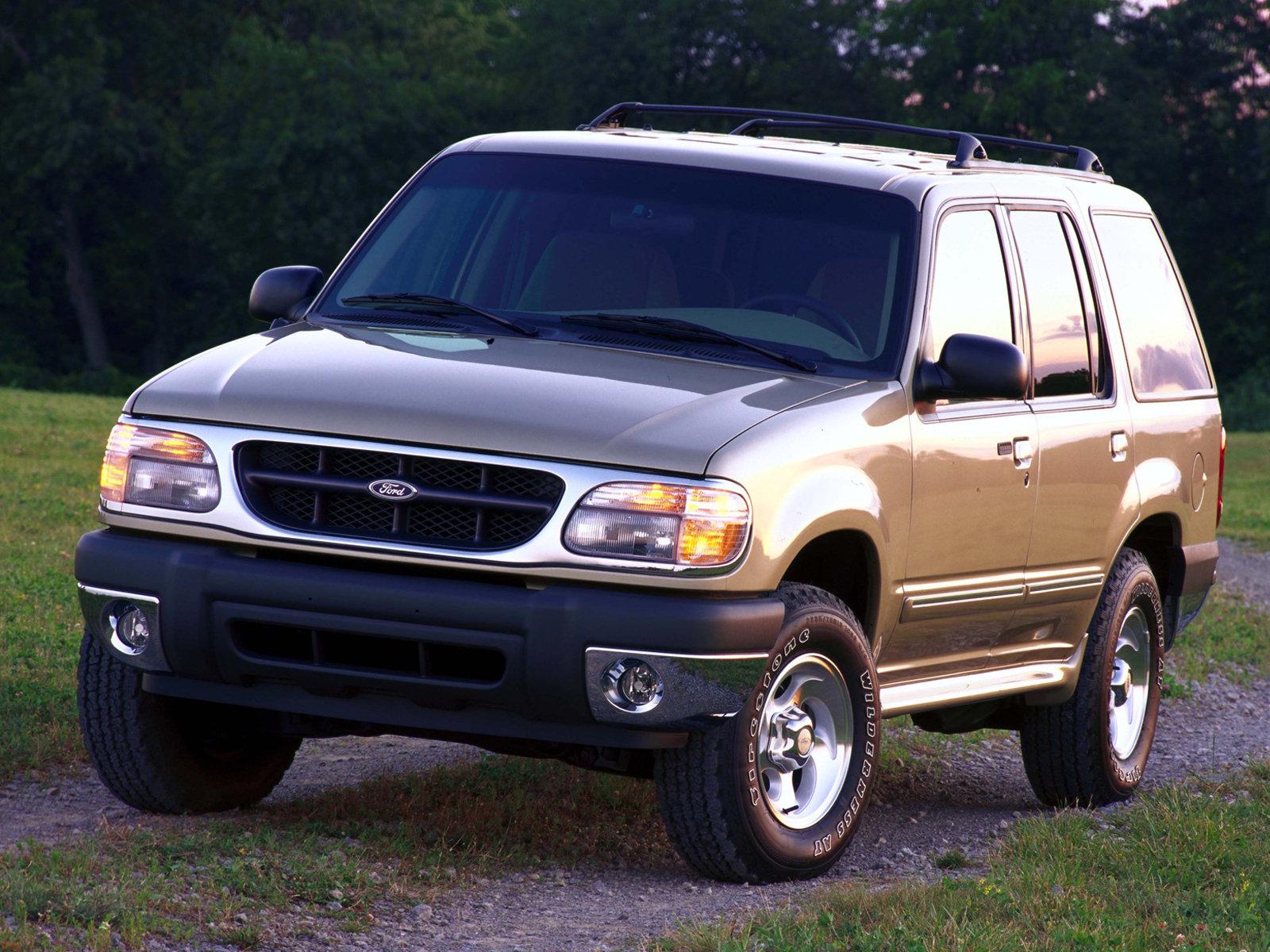 Ford (Форд) Explorer 1995-2002 г.