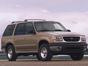 Ford Explorer 5 дв. внедорожник Explorer