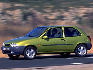 Ford Fiesta 3 дв. хэтчбек Fiesta
