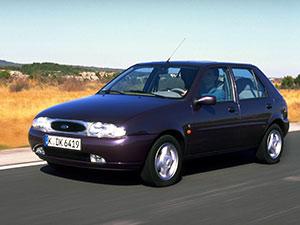 Ford Fiesta 5 дв. хэтчбек Fiesta Classic