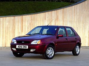Ford Fiesta 5 дв. хэтчбек Fiesta