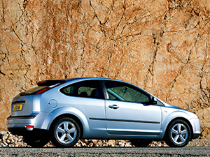 Ford Focus 3 дв. хэтчбек Focus