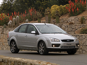 Ford Focus 4 дв. седан Focus