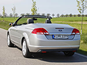 Ford Focus Coupe-Cabriolet 2 дв. кабриолеты Focus Coupe-Cabriolet