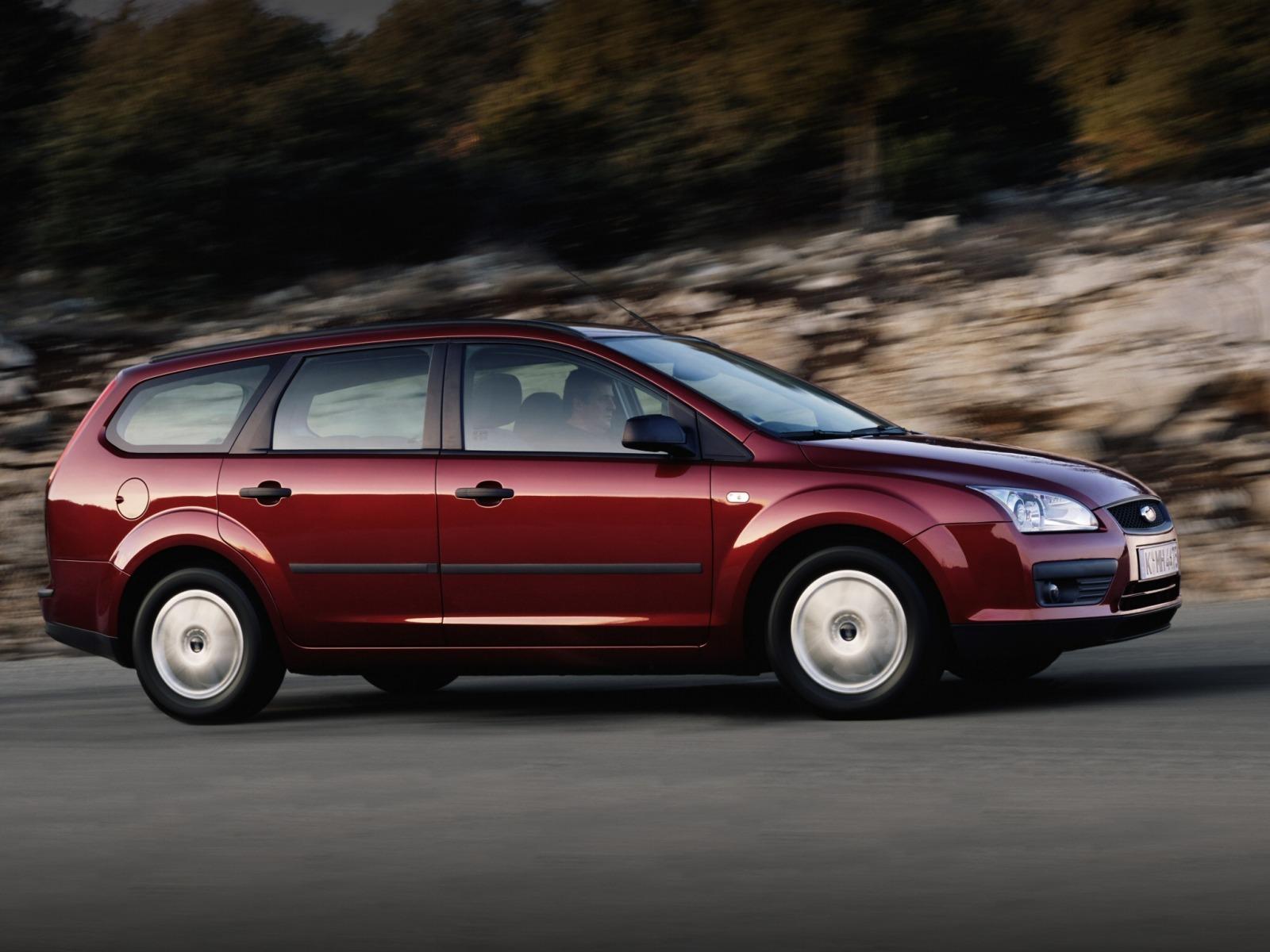 Ford (Форд) Focus Wagon 2005-2008 г.