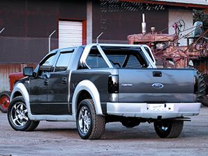 Ford F-150 4 дв. пикап F-150