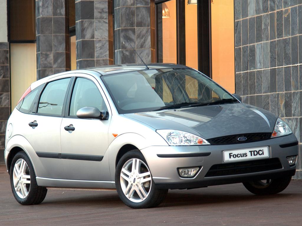 Ford (Форд) Focus 2001-2004 г.