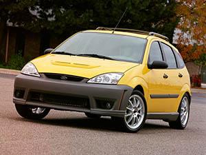 Ford Focus 5 дв. хэтчбек Focus