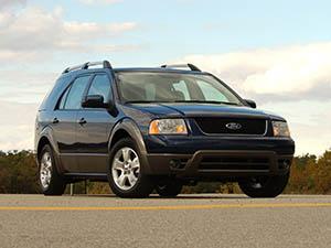 Ford Freestyle 5 дв. внедорожник Freestyle