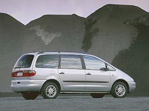 Ford Galaxy 5 дв. минивэн Galaxy