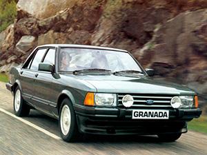 Ford Granada 4 дв. седан Granada