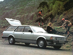 Ford Granada 5 дв. универсал Granada Stationwagon