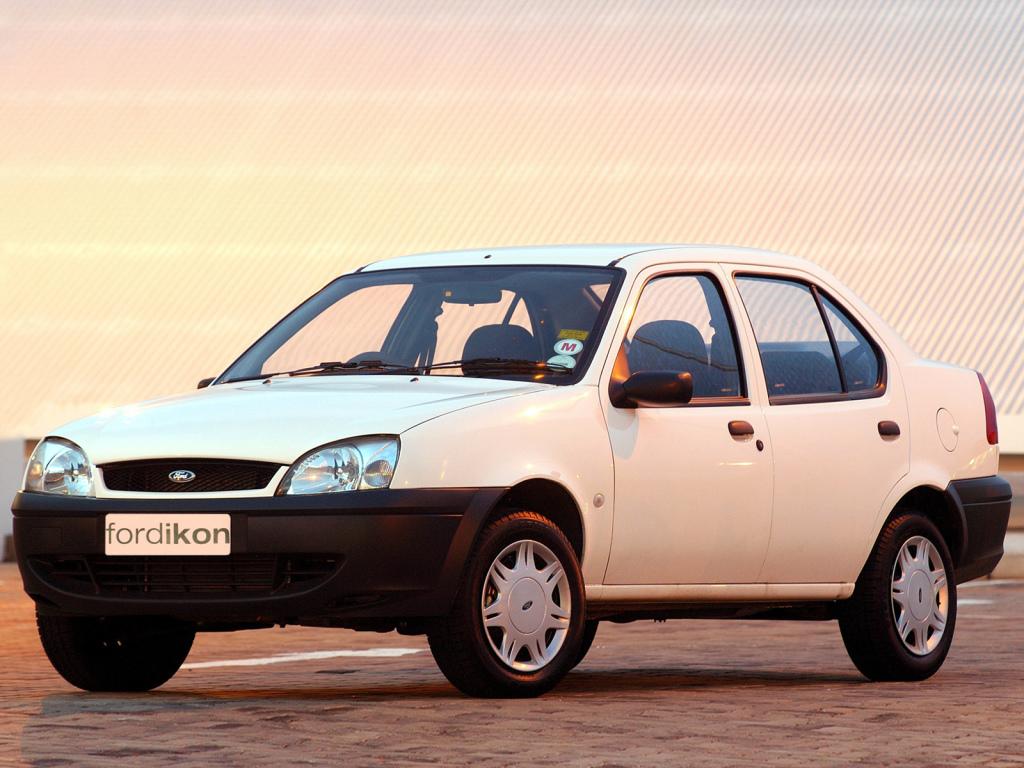 Ford (Форд) Ikon 2000-2007 г.