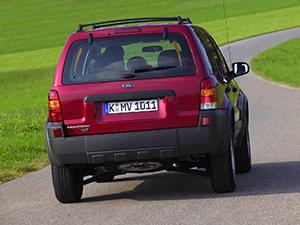 Ford Maverick 5 дв. внедорожник Maverick