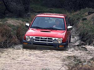 Ford Maverick 5 дв. внедорожник Maverick LWB