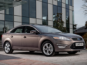 Ford Mondeo 5 дв. хэтчбек Mondeo