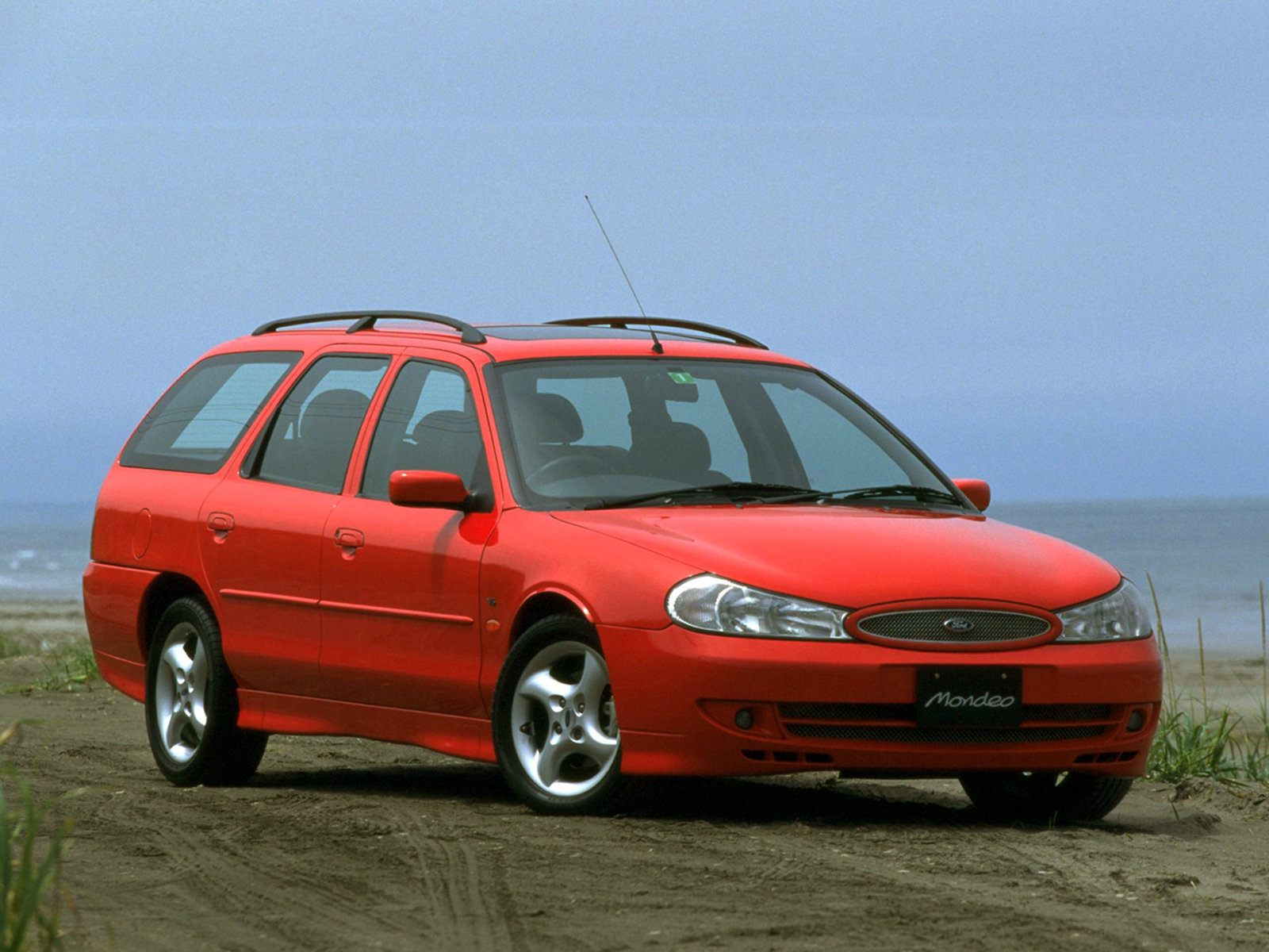 Ford Mondeo II: цена, технические характеристики, фото ...