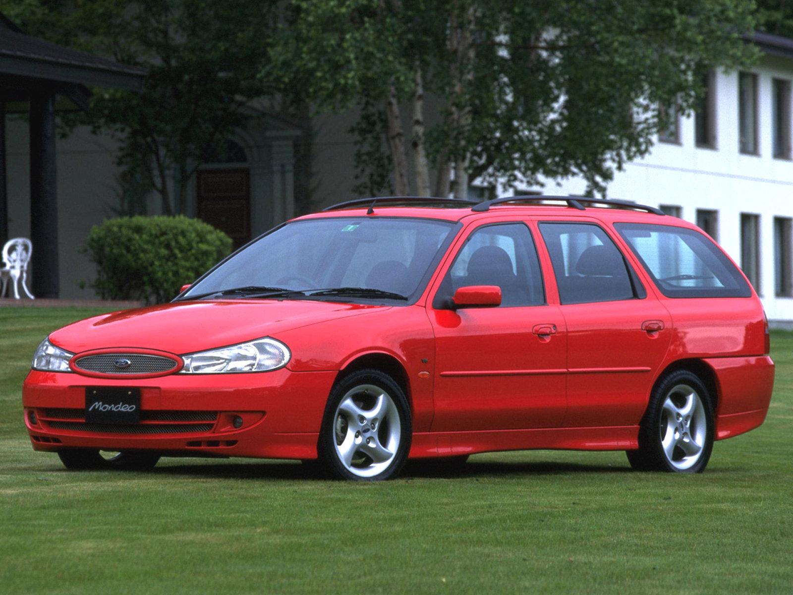 Ford Mondeo 1, 1993-2000 - обзор, отзывы, характеристики ...