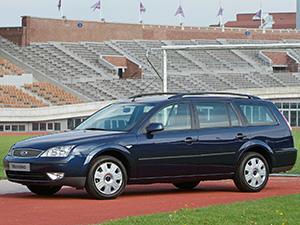 Ford Mondeo 5 дв. универсал Mondeo Wagon