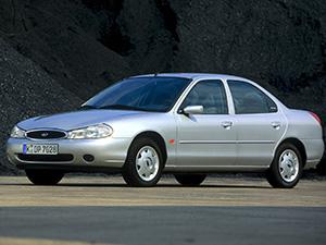 Ford Mondeo 4 дв. седан Mondeo