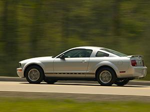 Ford Mustang 2 дв. купе  Mustang