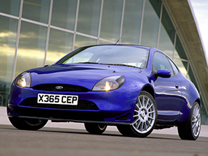 Ford Puma 3 дв. купе Puma