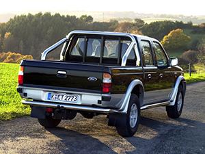 Ford Ranger 4 дв. пикап Ranger