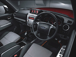 Ford Ranger 4 дв. пикап Ranger Double Cab