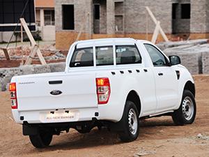 Ford Ranger 2 дв. пикапы Ranger Regular Cab