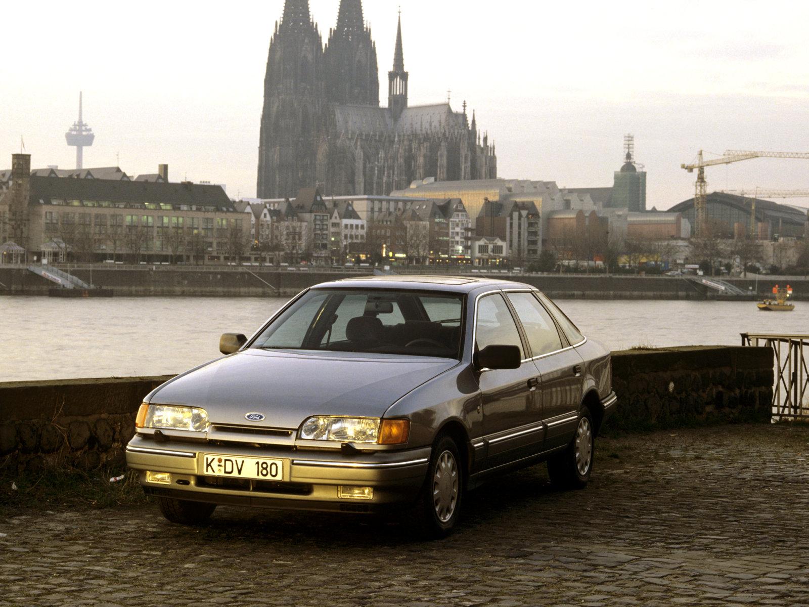 Ford (Форд) Scorpio 1990-1992 г.