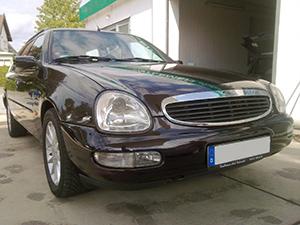 Ford Scorpio 5 дв. универсал Scorpio Wagon