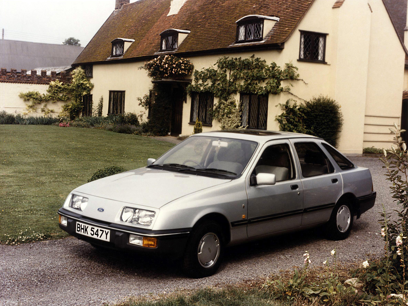 ford sierra 1.8 1984 отзывы