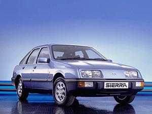 Ford Sierra 5 дв. хэтчбек Sierra