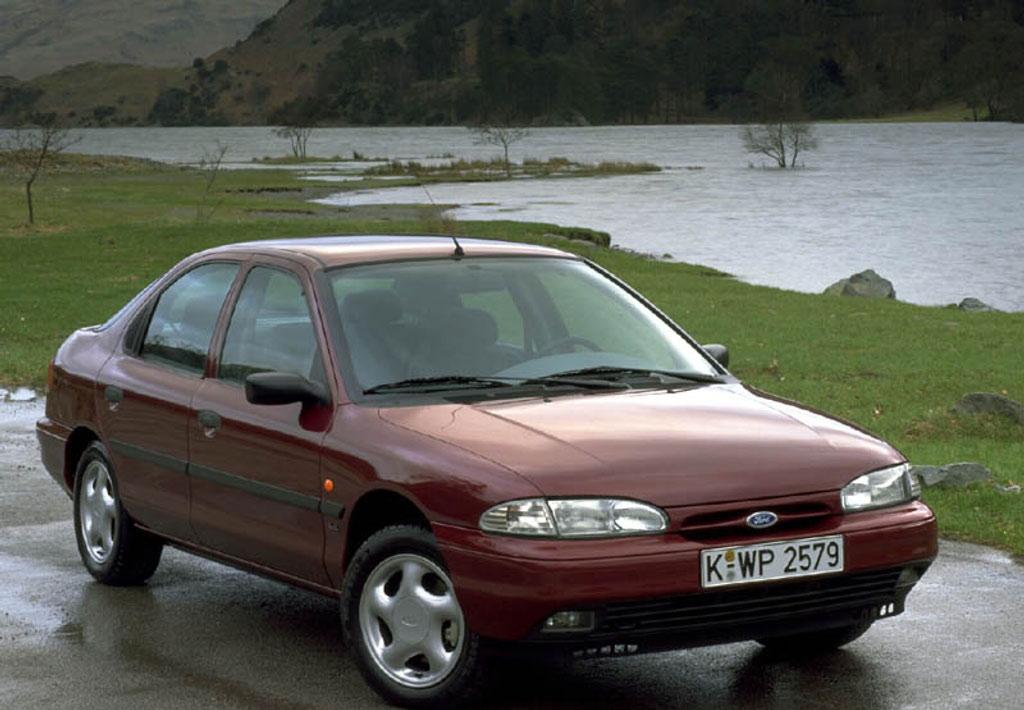 Ford (Форд) Sierra 1990-1993 г.