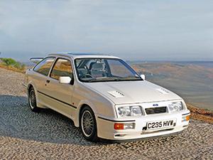 Ford Sierra 3 дв. хэтчбек Sierra