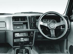 Ford Sierra 4 дв. седан Sierra