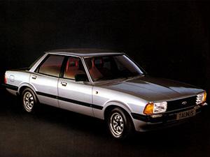 Ford Taunus 4 дв. седан Taunus