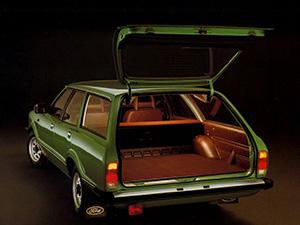 Ford Taunus 5 дв. универсал Taunus Stationwagon