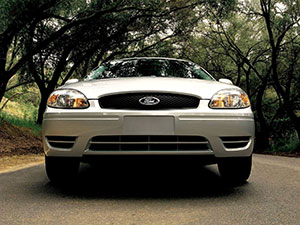 Ford Taurus 4 дв. седан Taurus
