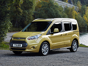 Ford Tourneo 5 дв. минивэн Tourneo Connect