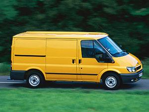 Ford Transit 4 дв. фургон Transit