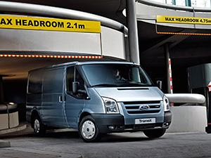 Ford Transit 5 дв. фургон Transit Kombi