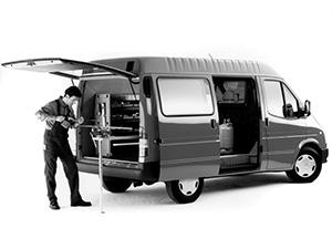 Ford Transit 4 дв. фургон Transit Van