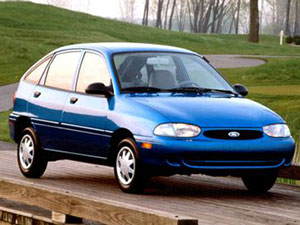 Технические характеристики Ford Aspire